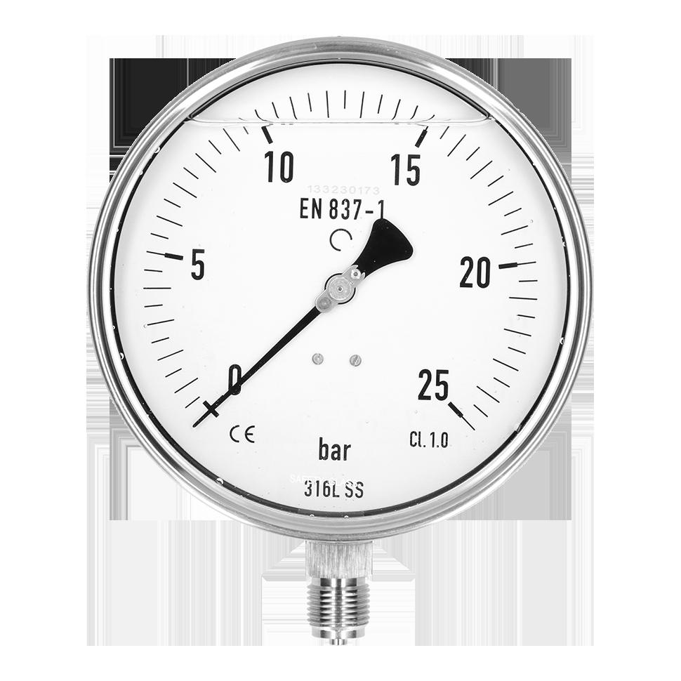 Diameter: 160 mm klasse 1.0