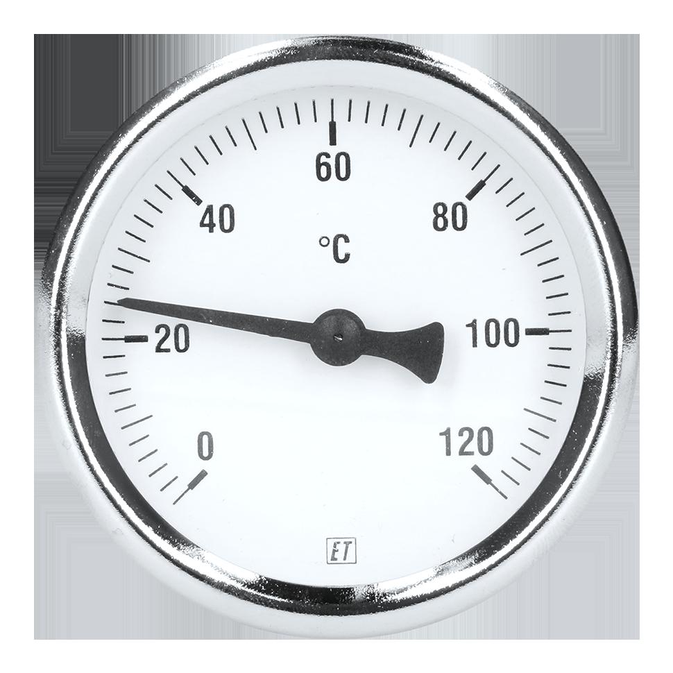 Bimetall Zeigerthermometer
