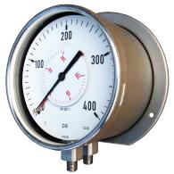 PBB Duplex Manometer mit Doppelmesssystem