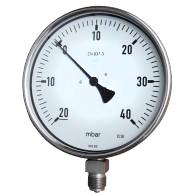 PCX Kapsel Druckmessgeräte für Niederdruck
