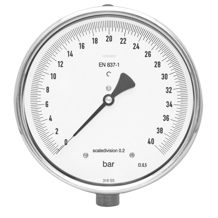 Präzisions Manometer