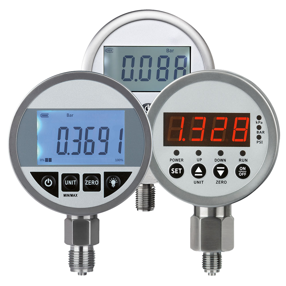 Digitale Manometer